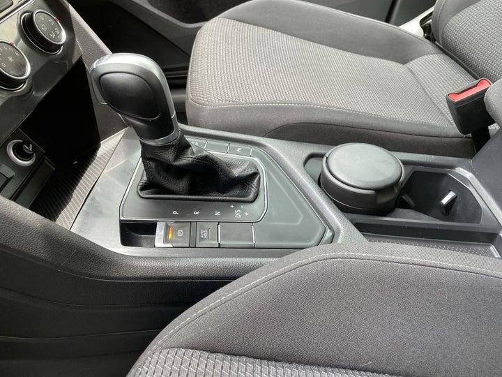 Volkswagen Tiguan-GEAR LEVER