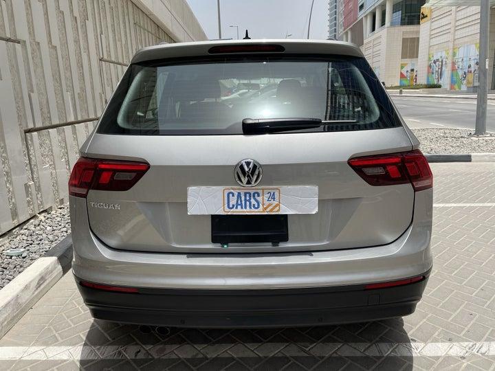 Volkswagen Tiguan-BACK / REAR VIEW