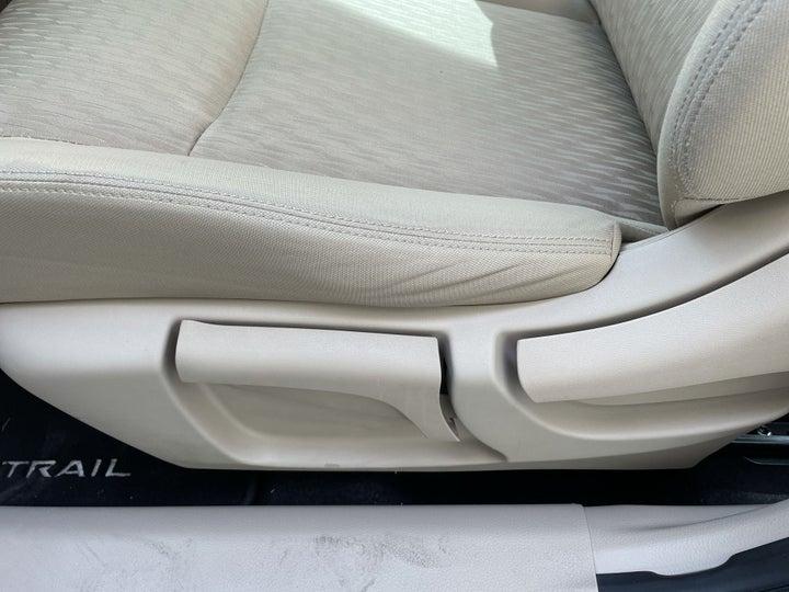 Nissan X-Trail-DRIVER SIDE ADJUSTMENT PANEL