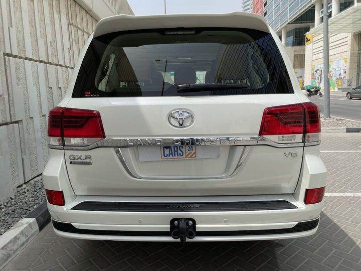 Toyota Land Cruiser-BACK / REAR VIEW