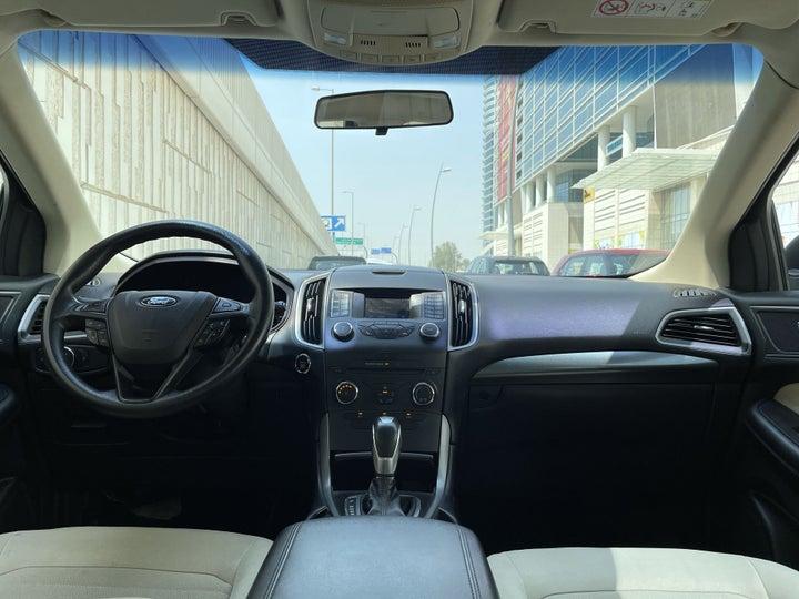 Ford Edge-DASHBOARD VIEW
