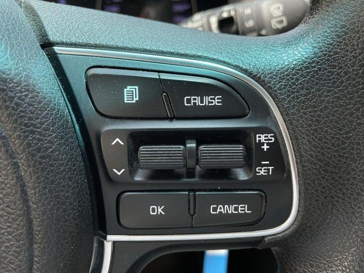 Kia Sportage-CRUISE CONTROL