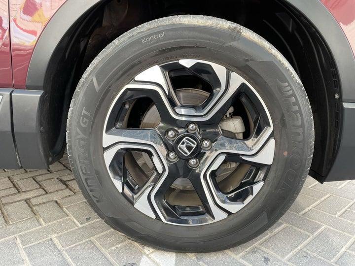 Honda CRV-RIGHT FRONT WHEEL