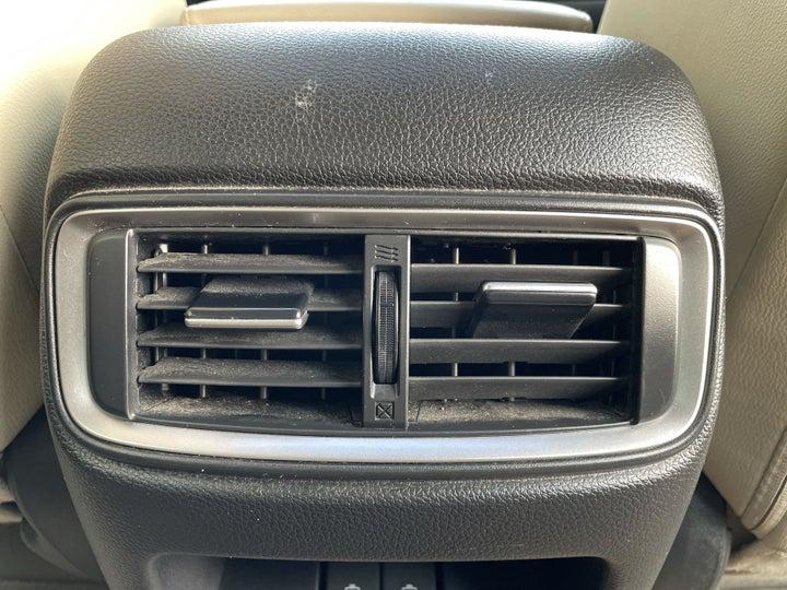 Honda CRV-REAR AC VENT