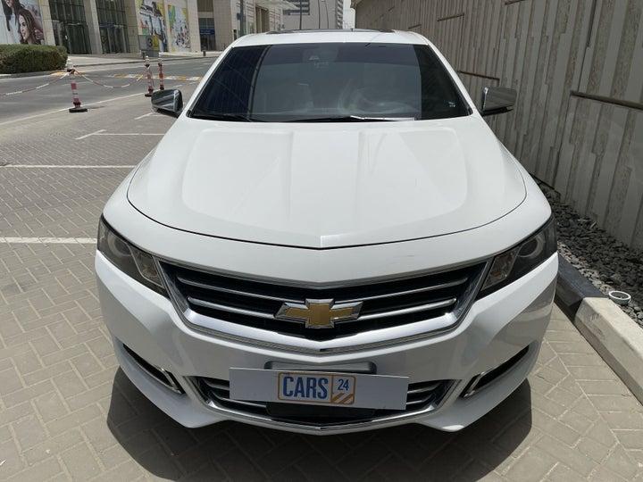 Chevrolet Impala-FRONT VIEW