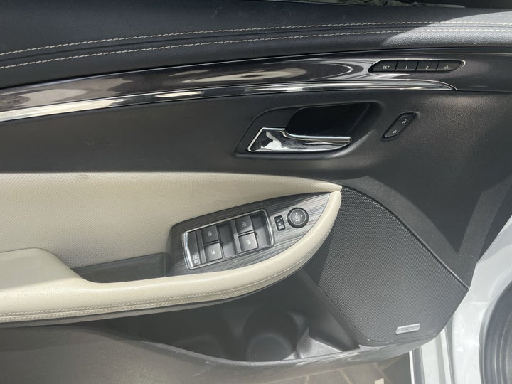 Chevrolet Impala-DRIVER SIDE DOOR PANEL CONTROLS