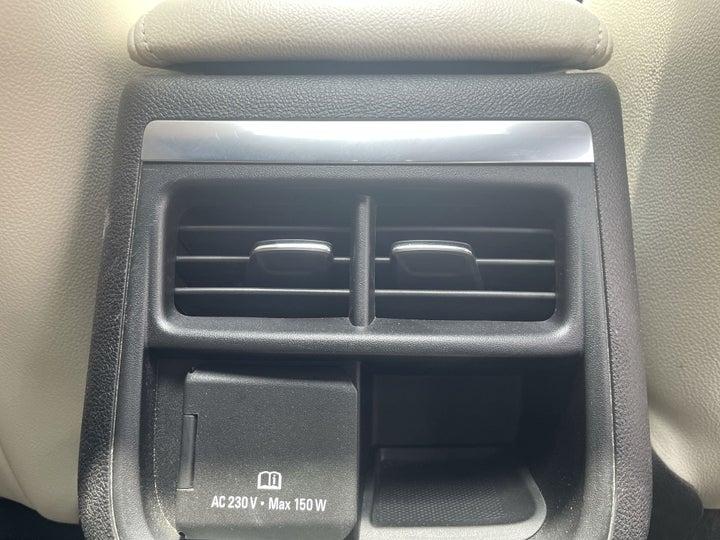 Chevrolet Impala-REAR AC VENT