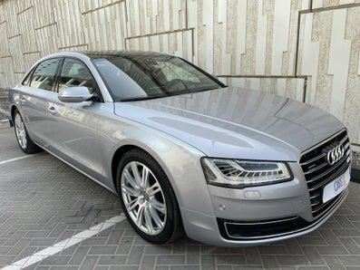 2015 Audi A8 50TFSi