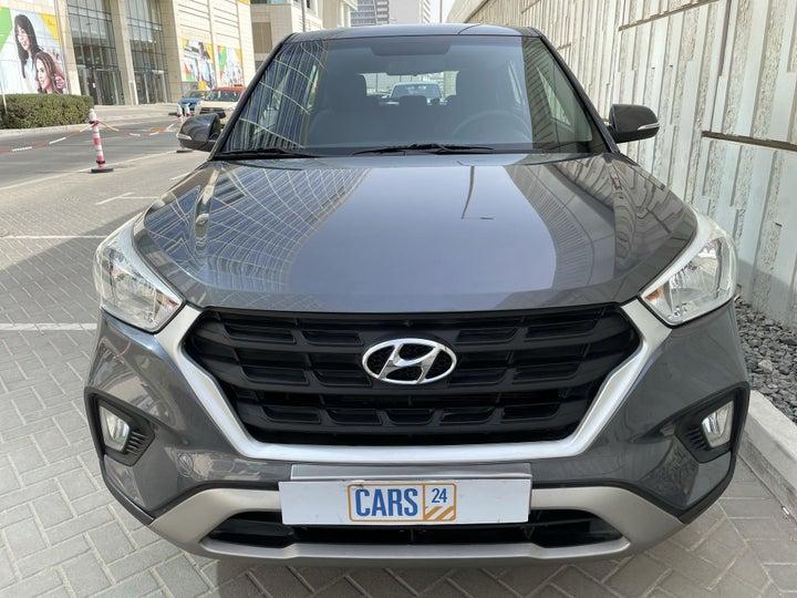 Hyundai Creta-FRONT VIEW