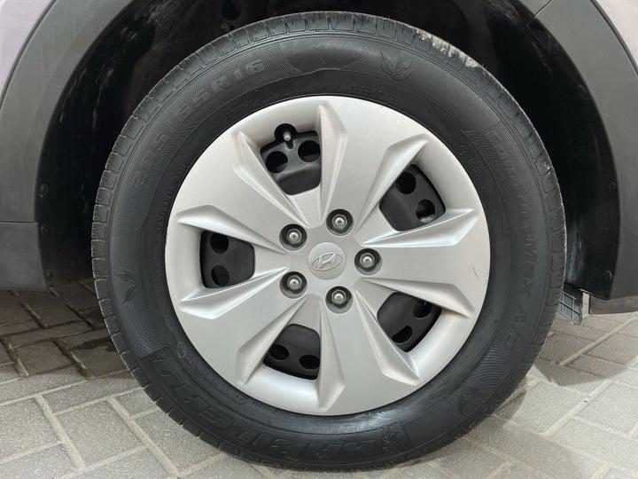 Hyundai Creta-RIGHT FRONT WHEEL