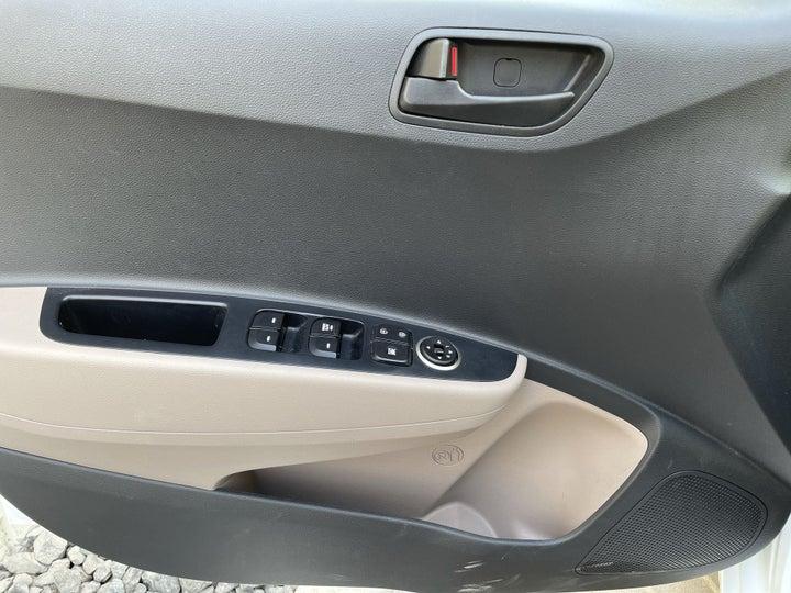 Hyundai Grand i10-DRIVER SIDE DOOR PANEL CONTROLS