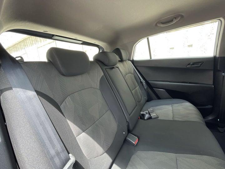 Hyundai Creta-RIGHT SIDE REAR DOOR CABIN VIEW