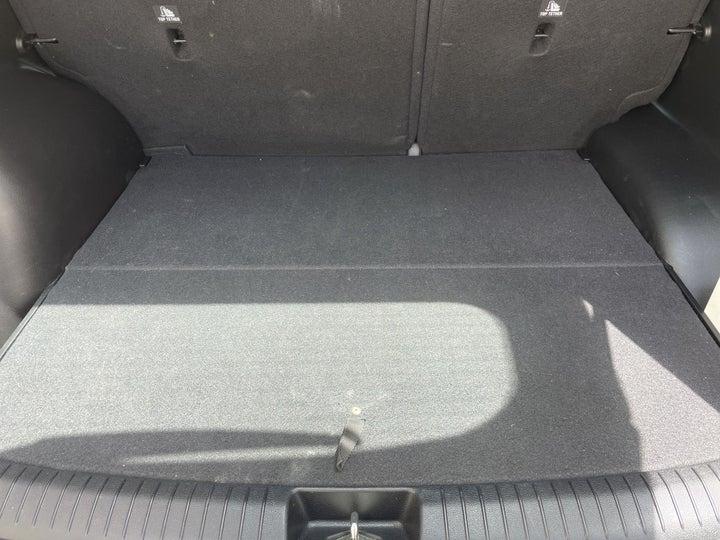 Hyundai Creta-BOOT INSIDE VIEW