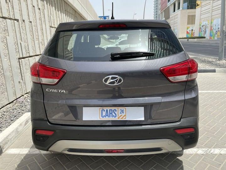 Hyundai Creta-BACK / REAR VIEW