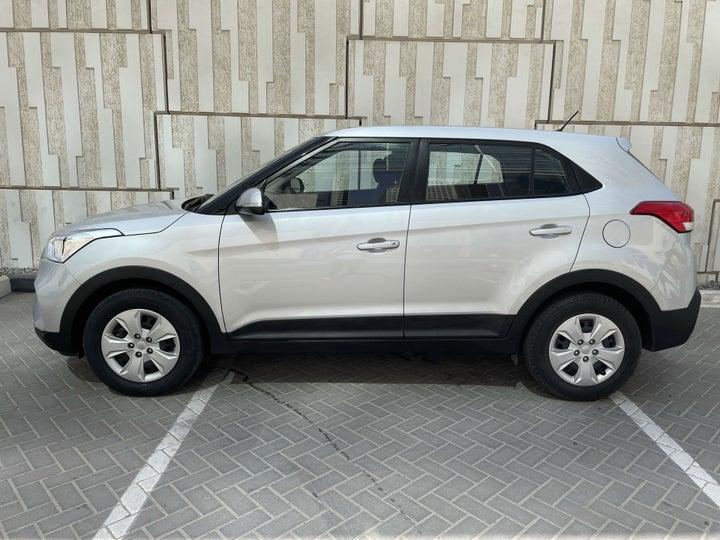 Hyundai Creta-LEFT SIDE VIEW