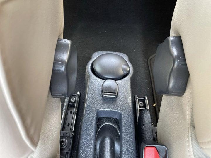 Renault Symbol-DRIVER SIDE ADJUSTMENT PANEL