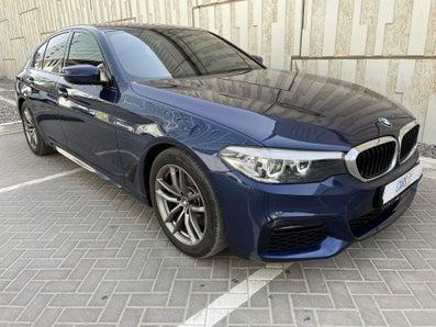 2019 BMW 5 Series 520i M-Sport
