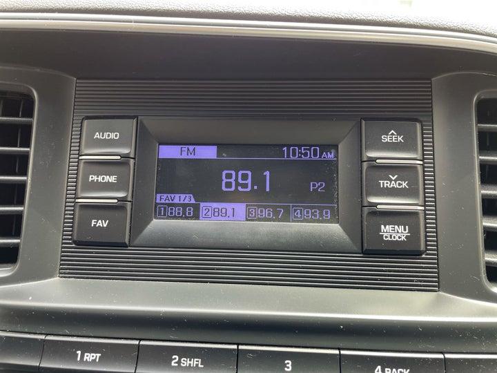 Hyundai Elantra-INFOTAINMENT SYSTEM