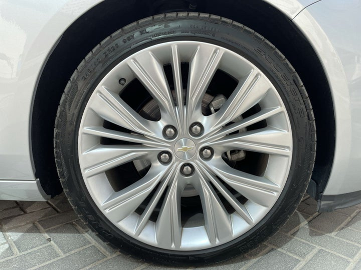Chevrolet Impala-RIGHT FRONT WHEEL