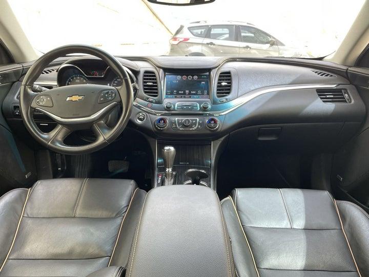Chevrolet Impala-DASHBOARD VIEW