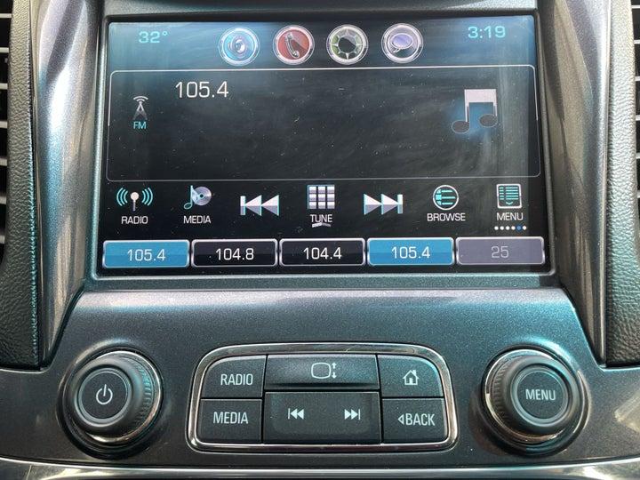 Chevrolet Impala-INFOTAINMENT SYSTEM