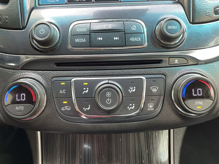 Chevrolet Impala-AUTOMATIC CLIMATE CONTROL