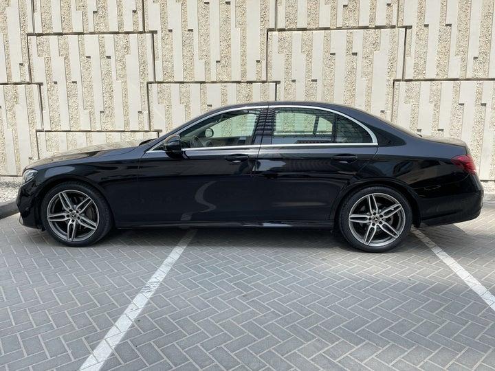 Mercedes Benz E-Class-LEFT SIDE VIEW
