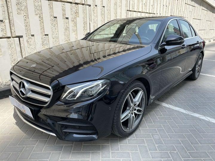 Mercedes Benz E-Class-LEFT FRONT DIAGONAL (45-DEGREE) VIEW