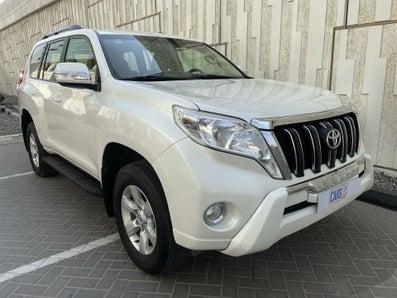 2014 Toyota Prado GXR