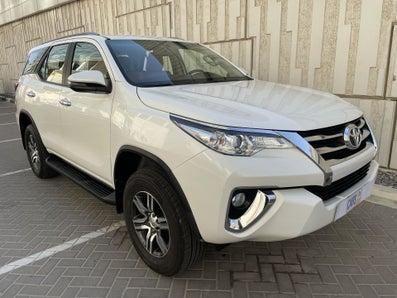 2020 Toyota Fortuner GXR