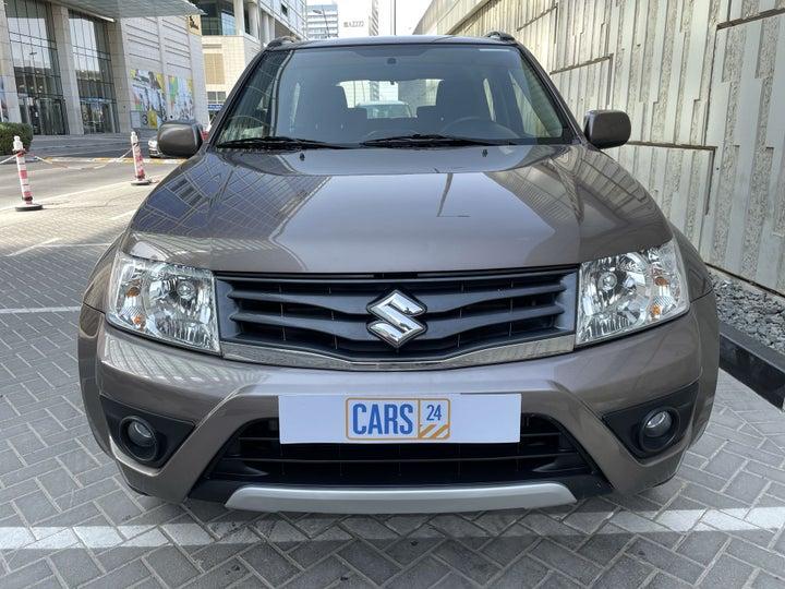 Suzuki Grand Vitara-FRONT VIEW