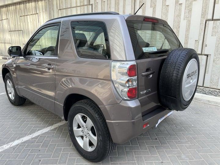 Suzuki Grand Vitara-LEFT BACK DIAGONAL (45-DEGREE) VIEW
