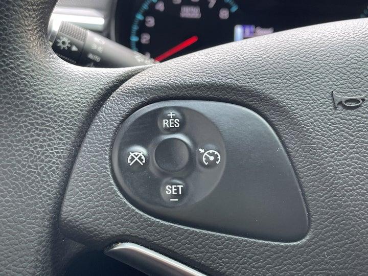 Chevrolet Impala-CRUISE CONTROL