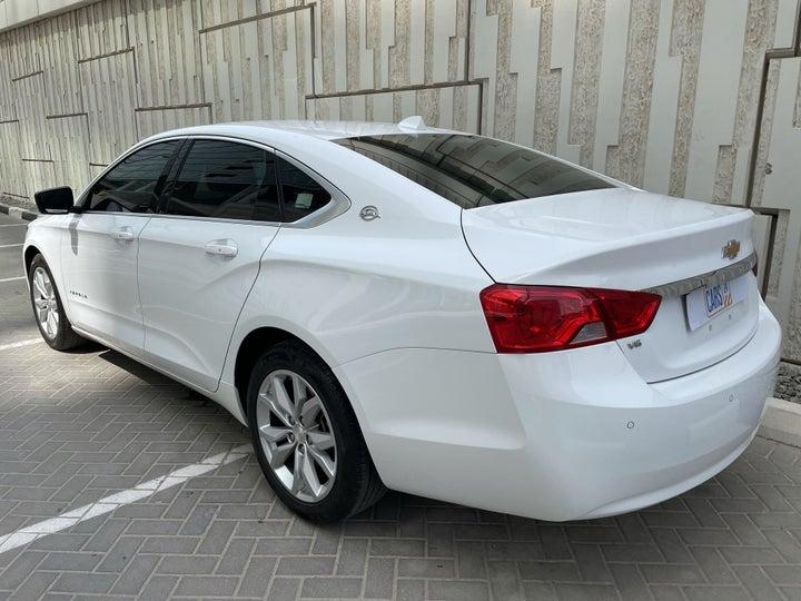 Chevrolet Impala-LEFT BACK DIAGONAL (45-DEGREE) VIEW