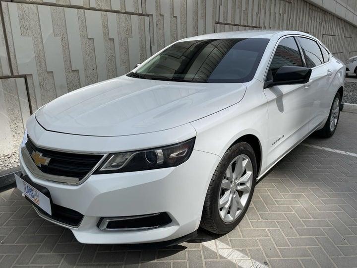 Chevrolet Impala-LEFT FRONT DIAGONAL (45-DEGREE) VIEW