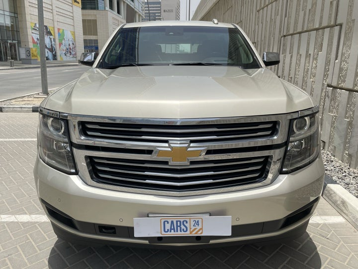 Chevrolet Tahoe-FRONT VIEW