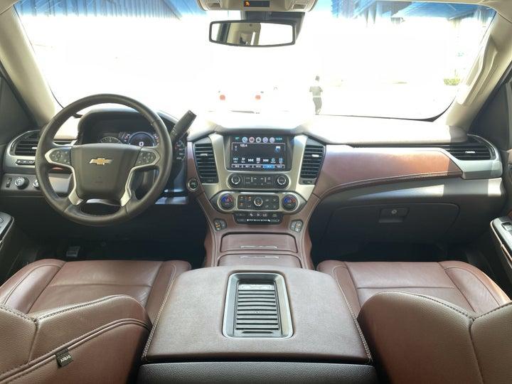 Chevrolet Tahoe-DASHBOARD VIEW