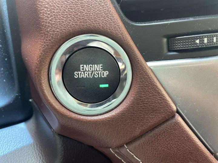 Chevrolet Tahoe-KEYLESS / BUTTON START