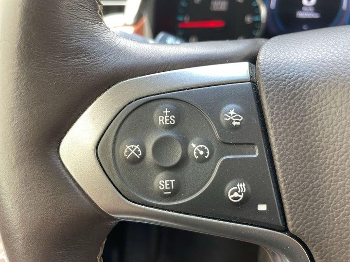 Chevrolet Tahoe-CRUISE CONTROL