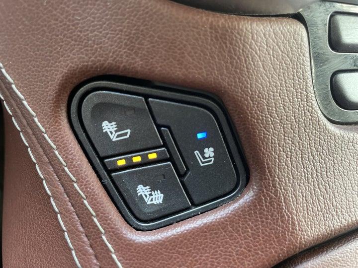 Chevrolet Tahoe-VENTILATED SEATS