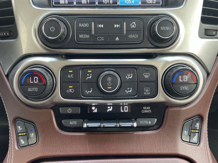 Chevrolet Tahoe-AUTOMATIC CLIMATE CONTROL