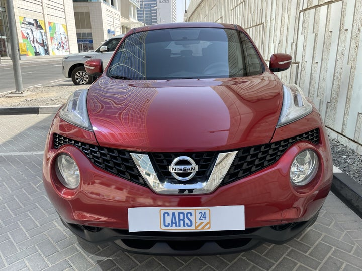 Nissan Juke-FRONT VIEW