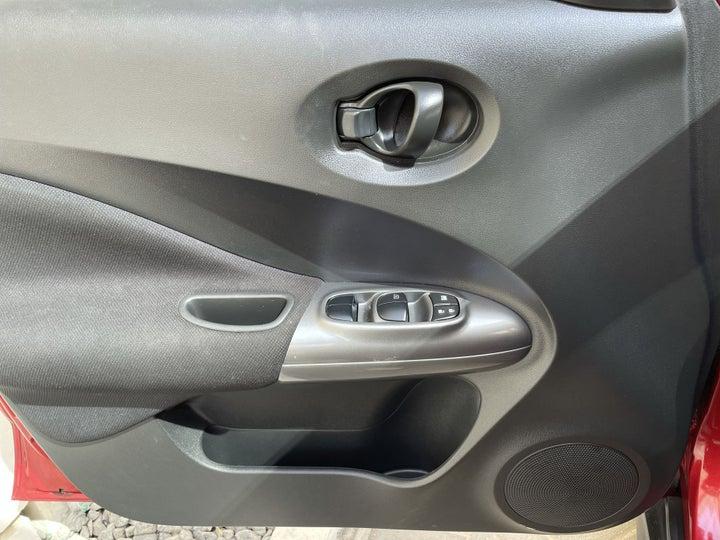 Nissan Juke-DRIVER SIDE DOOR PANEL CONTROLS