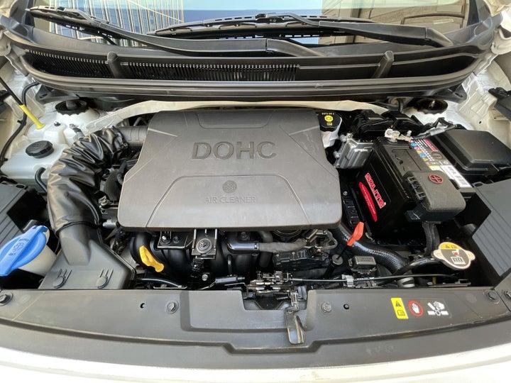 Kia Picanto-OPEN BONNET (ENGINE) VIEW