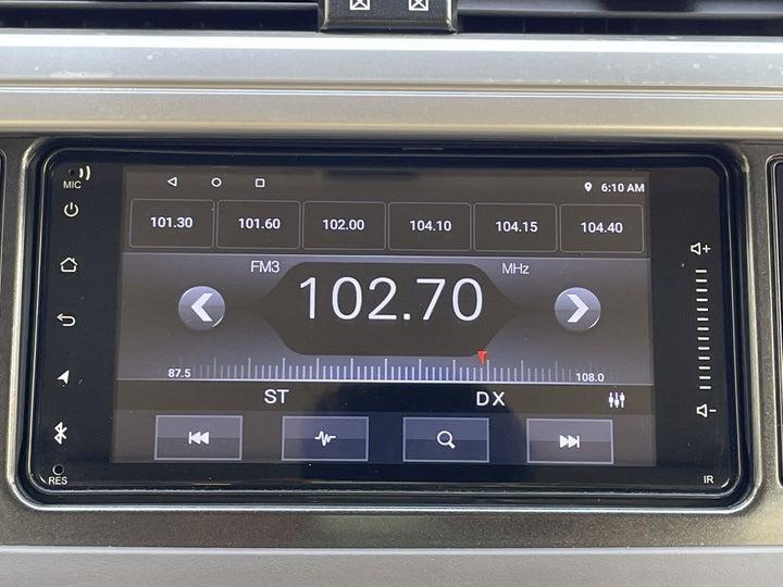 Toyota Prado-INFOTAINMENT SYSTEM