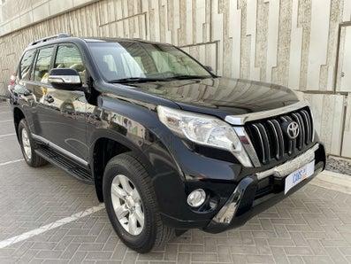 2014 Toyota Prado VXR
