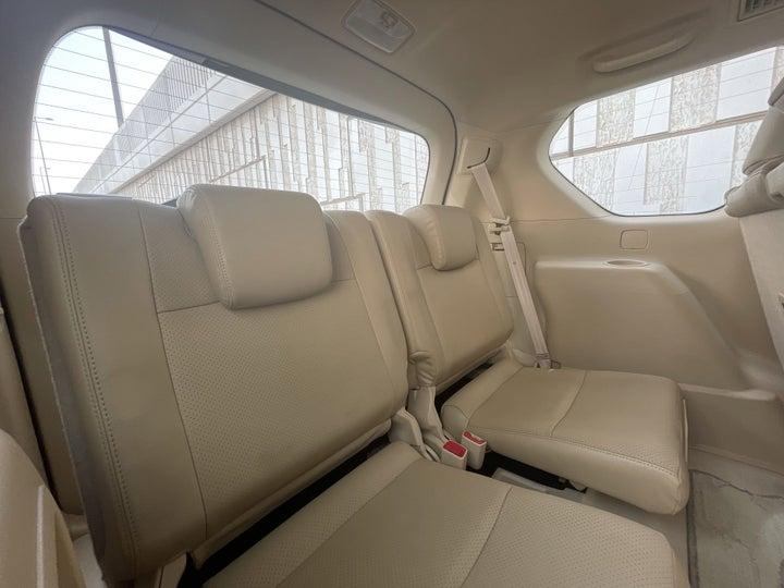 Toyota Prado-THIRD SEAT ROW