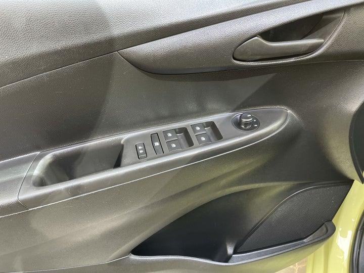 Chevrolet Spark-DRIVER SIDE DOOR PANEL CONTROLS