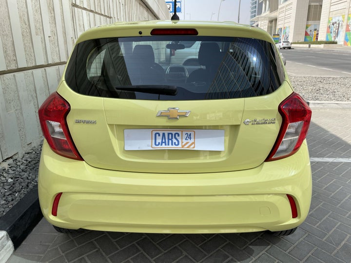 Chevrolet Spark-BACK / REAR VIEW