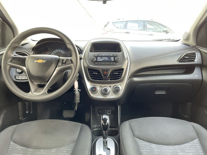 Chevrolet Spark-DASHBOARD VIEW